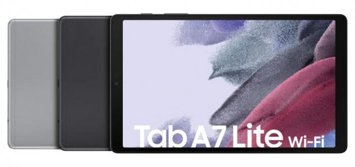 Samsung Galaxy Tab A7 Lite wordt goedkope tablet: specs en beelden uitgelekt