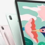 Samsung presenteert Galaxy Tab S7 FE en Galaxy Tab A7 Lite voor Nederland