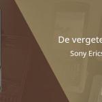 Sony Ericsson W760 vergeten header
