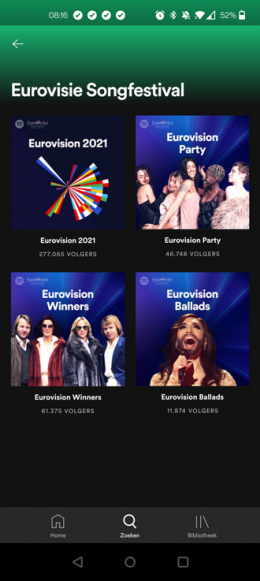 Spotify Songfestival 2021