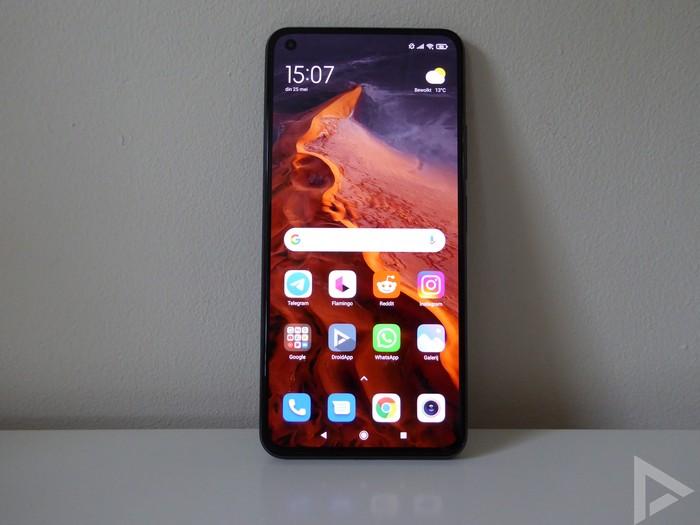 Xiaomi Mi 11 Lite test