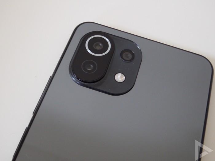 Xiaomi Mi 11 Lite camera