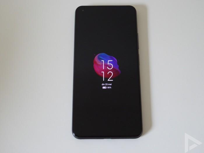 Xiaomi Mi 11 Lite standby