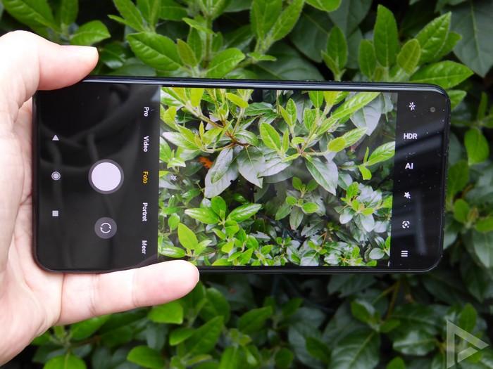 Xiaomi Mi 11 Lite camera-app