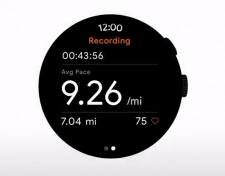 Google Wear OS app