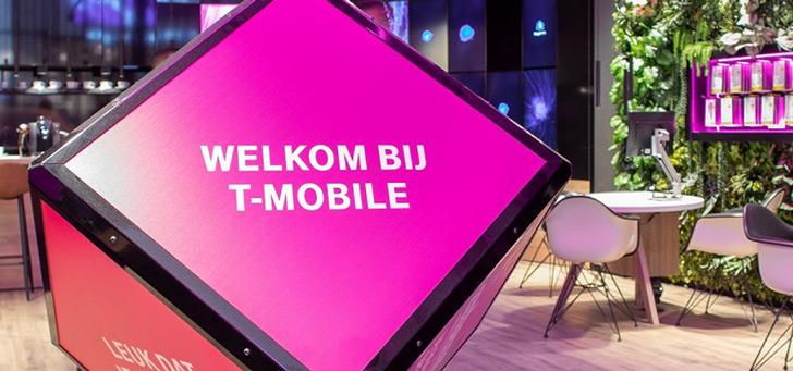 T-Mobile ziet opnieuw toename van aantal abonnees in Q1 2021