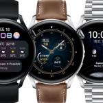 Huawei Watch 3 aangekondigd: nieuwe smartwatch met HarmonyOS
