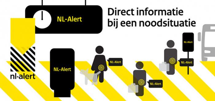 NL-Alert testbericht wordt uitgestuurd op 7 juni: dit moet je weten