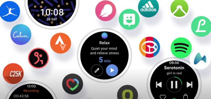 Samsung toont nieuw design smartwatch-interface: dit is One UI Watch