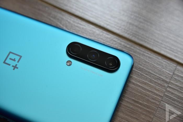OnePlus Nord CE 5G camera