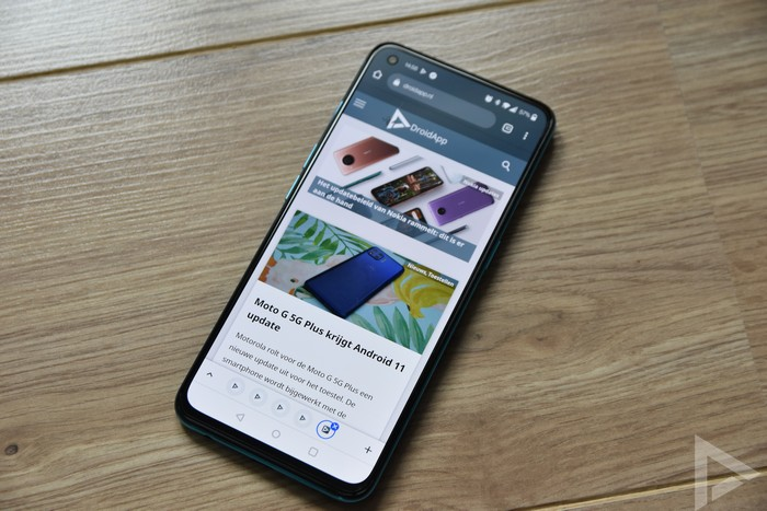 OnePlus Nord CE 5G internet