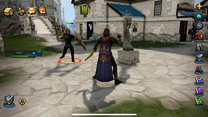 Runescape Android