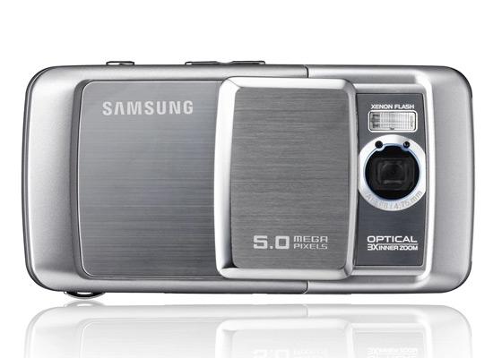 Samsung G800 camera