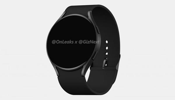 Samsung Galaxy Watch Active 4 render 1