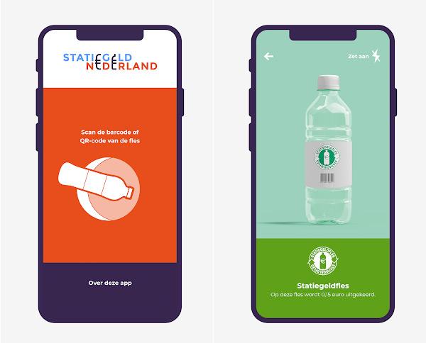 Statiegeld app