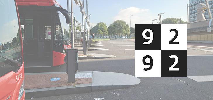 9292 app laat je nu kiezen hoe ver je wilt lopen en fietsen