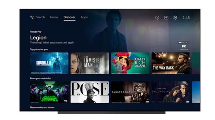 Android TV zomer-update 2021