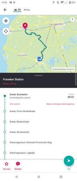Glimble buslijn