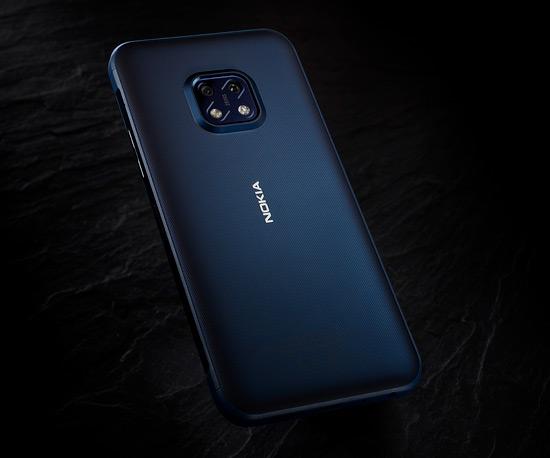 Nokia XR20 achterkant