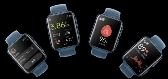 Oppo laat nieuwe Oppo Watch 2 zien: komt als 42mm en 46mm-versie