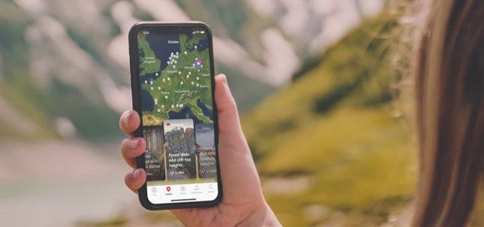 Reis-app Polarsteps brengt handige Guides om bestemmingen te ontdekken