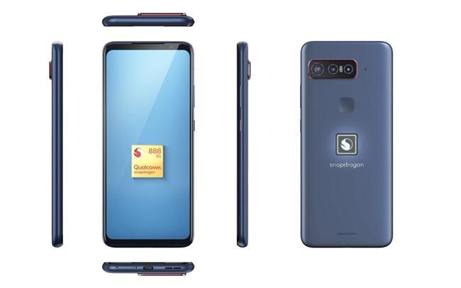 Qualcomm EXP21 smartphone