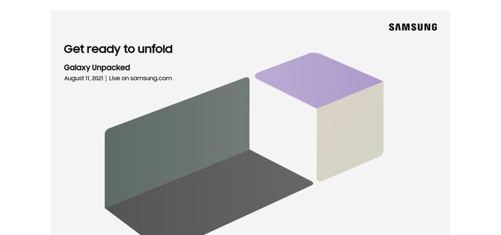 Samsung Galaxy Unpacked is definitief op 11 augustus; einde voor Note-serie