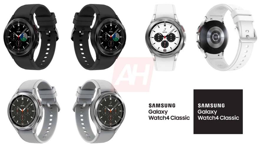 Samsung Galaxy Watch 4 Classic lek