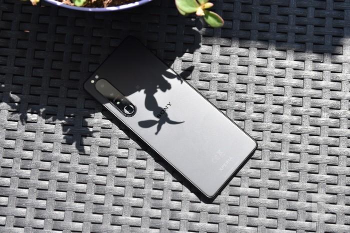 Sony Xperia 1 III achterkant