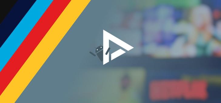 DroidApp VOD overzicht
