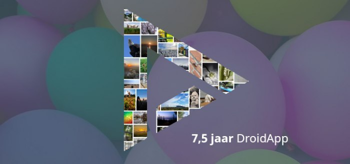 Dit zijn de winnaars van 7,5 jaar DroidApp: Fotowedstrijd, woordzoeker en meer