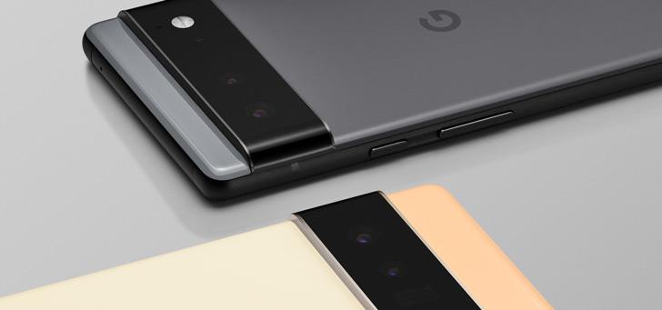'Europese prijzen van Google Pixel 6 en Pixel 6 Pro lekken uit'