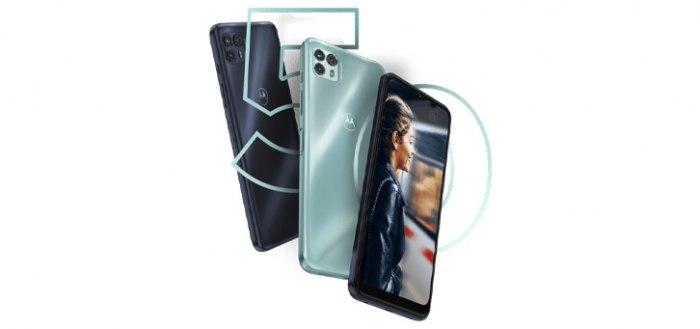 Motorola presenteert Moto G50 met Dimensity 700 chipset