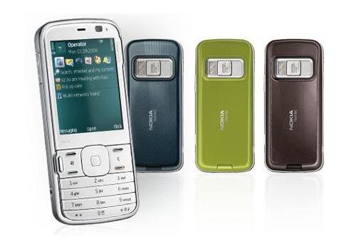 Nokia N79 kleuren