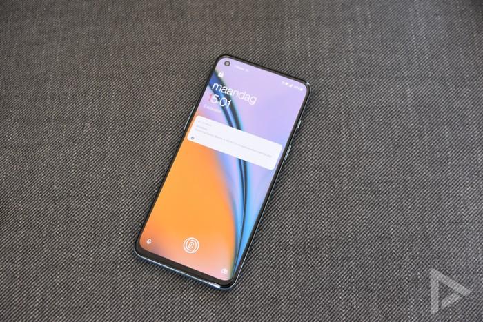 OnePlus Nord 2 vergrendelscherm