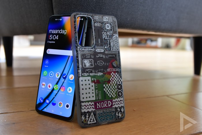 OnePlus Nord 2 case