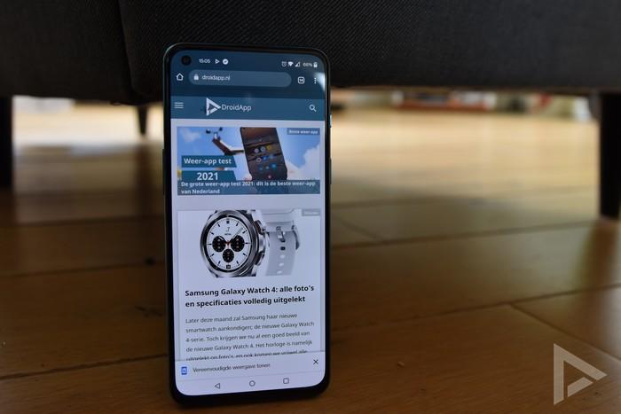 OnePlus Nord 2 internet