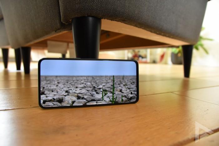 OnePlus Nord 2 beeldscherm display