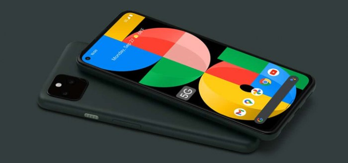 Google kondigt nieuwe Pixel 5a aan: dit moet je erover weten