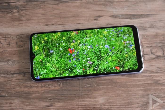 Samsung Galaxy A22 scherm