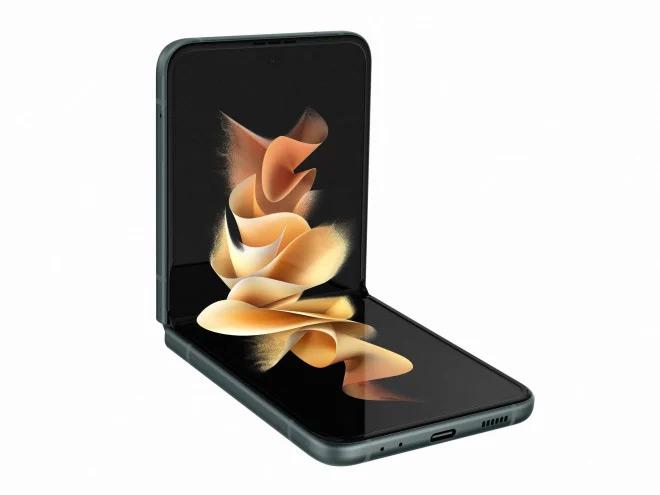 Samsung Galaxy Z Flip 3 vouw