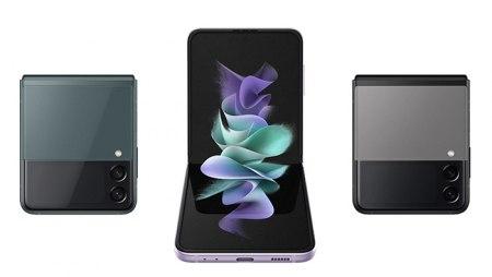 Samsung Galaxy Z Flip 3 kleur
