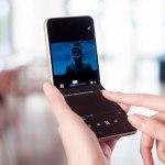 Samsung Galaxy Z Flip 3 scherm