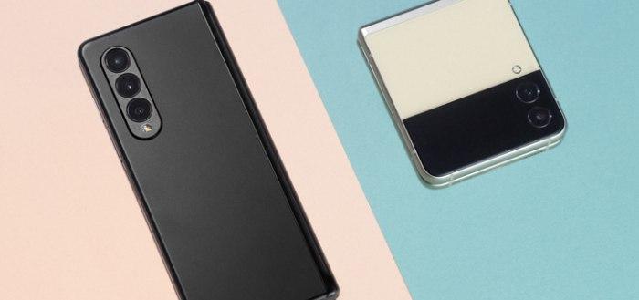 Samsung kondigt Galaxy Z Fold 3 en Galaxy Z Flip 3 aan: twee nieuwe vouwbare smartphones