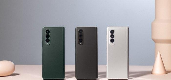 Samsung brengt Galaxy Z Flip 3 en Galaxy Z Fold 3 uit in Nederland