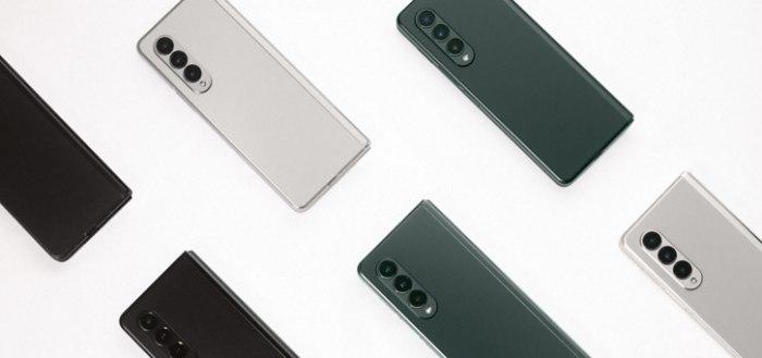 'Samsung Galaxy Z Flip 3 en Fold 3 gaan als warme broodjes over toonbank'