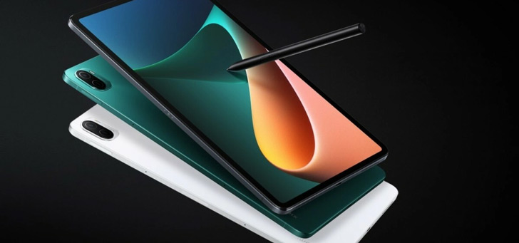 Xiaomi Pad 5 wordt wereldwijd uitgebracht