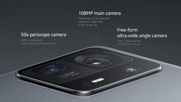 Xiaomi Mix 4 camera