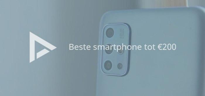 De 6 beste smartphones tot 200 euro (09/2021)