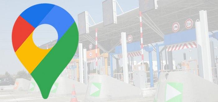 Google Maps gaat informatie geven over de prijzen van tolwegen